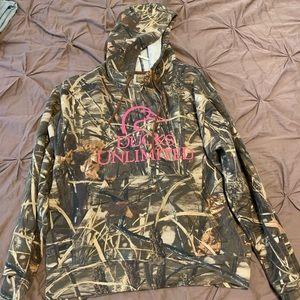 Ducks unlimited hoodie